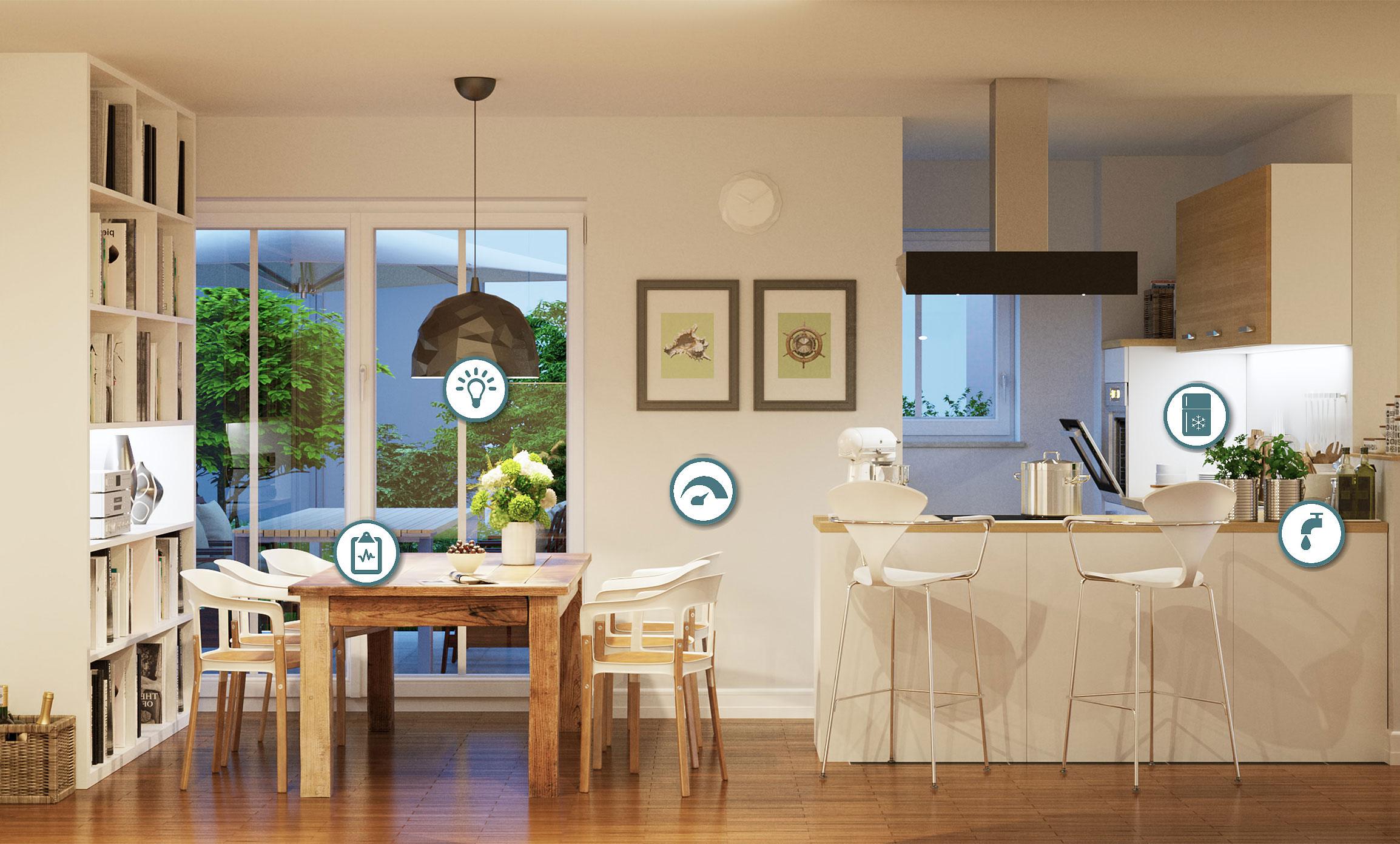 stilvoll gestaltete esszimmer stehen hoch im trend, thelen-gruppe   essen 51., Innenarchitektur